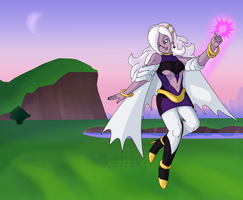 DRAGONBALL - FUSION FRIDAY | TOWA/ANDROID 21 by Robotter-Art