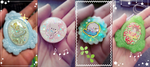 Resin Charms 1 by pianobelt0