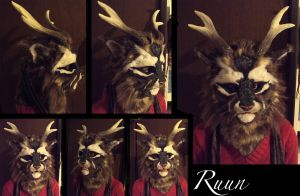 Ruun WIP by Ermelyn