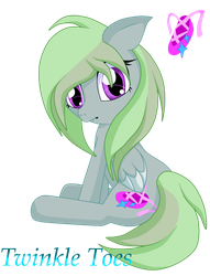 Twinkle Toes by TheSparklyMisfit