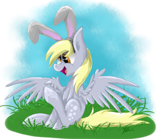 Happy Easter by Hilis