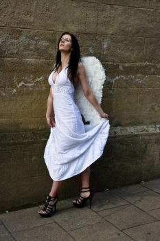 Not so innocent angel stock 49 by Random-Acts-Stock