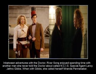 River Song [Doctor Who / N.C.I.S.] by DoctorWhoOne