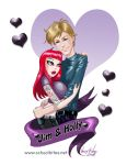 Jim and Holly by hollyg