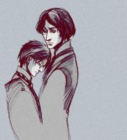 Tom and Harry by RisingMonster