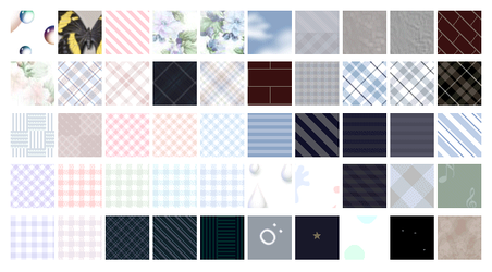 50 Seamless Tiled Backgrounds for Desktops and Web by piandaoist