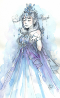 Empress of the Elves by Little-Roisin