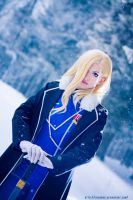 FMA - Ice Queen by ayashige