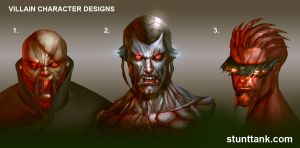 Sith Lord Concepts by kieranoats