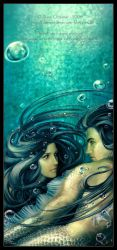Sea Dancers - Water by Dianae