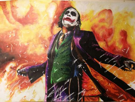 Joker by tweedelyn