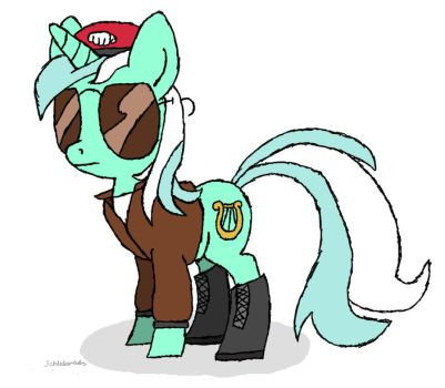 Lyra 1.2 times cooler by Schluberlubs
