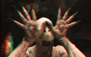 The Pale Man 3-D conversion by MVRamsey