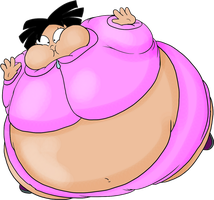 Amy Wong inflated by JuacoProductionsArts