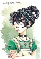 Toph by Spooky-Space-Babe