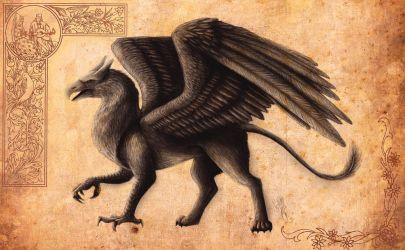 The Griffin by SeigneurNazgul