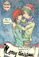 Grimmichi Xmas by chaos-of-vinnie