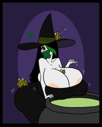 Halloween: Witchy Woman by HonalVin