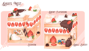 Shuu's Nest -Contest Entry- by WiviAdopts