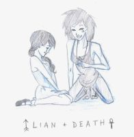 Lian's Death by weezus