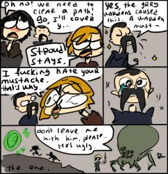 Dragon Age: Inquisition, doodles 5 by Ayej