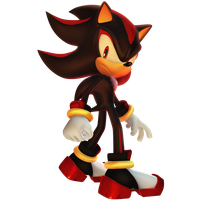 Shadow, Sonic Forces Render by Nibroc-Rock