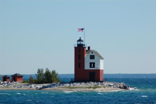 A Light House by Timm45