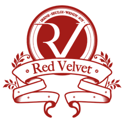 Red Velvet LOGO PNG Render by classicluv