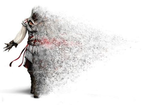 Assassin's Creed Disintegration Effect by PhO3nIx93