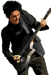 Matt Bellamy final by sharkaholic
