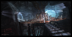 The City of Phasis by dadmad