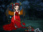 Victorian Succubus by Dynamoe