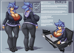 Azure Refsheet 2018 by DKDevil