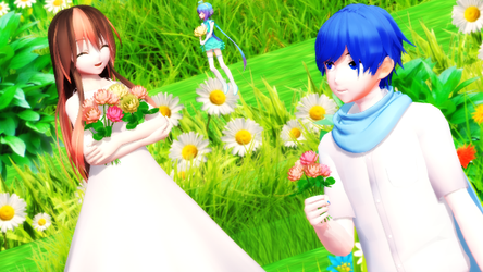 -MMD- Flowers for mother by RAIN-P