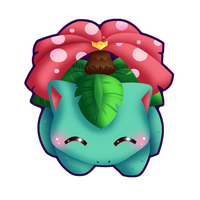 Venasaur 2.0 by Clinkorz