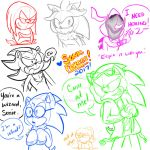 Poll Doodles 1 by alleycatwoman127