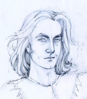 Young Lucius by ElenaTria