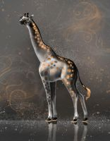 Camelopard by Leysi