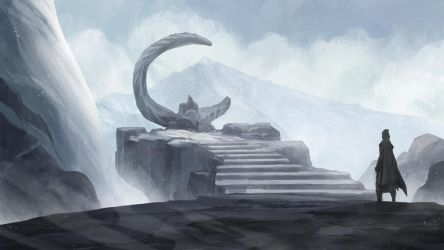 The Snow Gate by Vaig