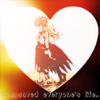 Nalu | You saved everyone's life.. by CuteKiyaru