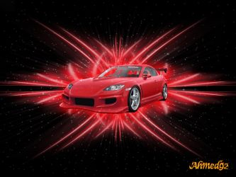 veilside rx-8 by ahmed92