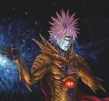 This is a Super Saiyan by Theocrata
