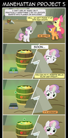 Manehattan Project 5 by mandydax