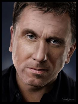 Tim Roth - LIE TO ME by Sheridan-J
