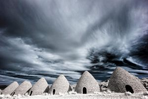 Ward Charcoal Ovens I - Blue Version by eprowe
