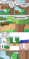 Fall by theodd1soutcomic
