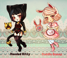 Auction Adoptables - Mystery Prize {CLOSED} by himebuns