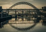 Bridges of Newcastle 3 by ukapala