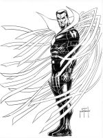 Mr. Sinister by JasonMetcalf