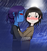 Star Wars- Juuzen x Ren by Anonymous---Lucifer